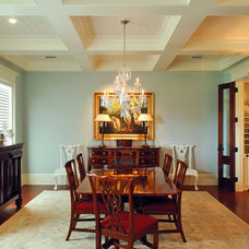 Dining Room by Phillip W Smith General Contractor, Inc.