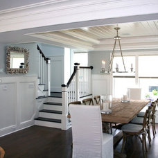 Traditional Dining Room by Ring's End