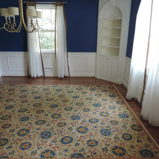 Dining room - transitional dining room idea in Baltimore