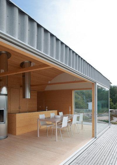 Skandinavisk Matplats by Arkitekt Mats Fahlander