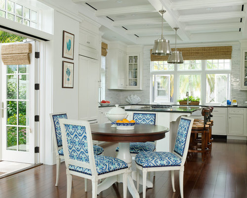 Best Beach Style Dining Room Design Ideas Remodel Pictures Houzz