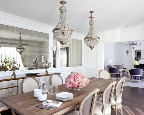 25+ Best Shabby-Chic Style Dining Room Ideas & Decoration Pictures ...