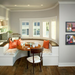 traditional kitchen by Visbeen Associates, Inc.