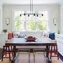Fresh Fall Dining Room