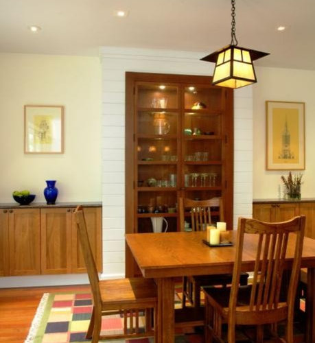 Modern Dining Room Cabinets Home Design Ideas Renovations Photos