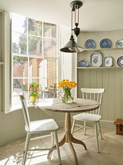 Country Dining Room by LEIVARS