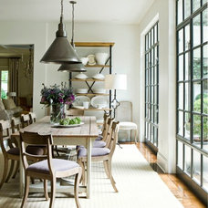 Traditional Dining Room by Designers House