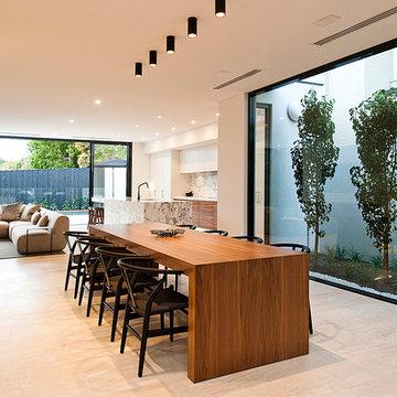 Swanbourne renovation