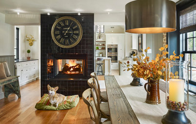 Simple Pleasures: A Cozy Home for Fall