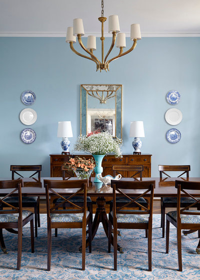 Traditional Dining Room By Horton Co Designers