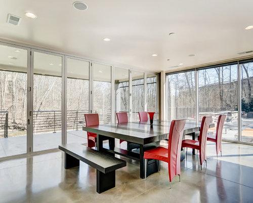 70+ Best Contemporary Dining Room Ideas | Houzz