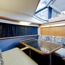 Modern Dining Room by Rebecca Elliott Interior Design, LLC