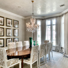 Transitional Dining Room by Parker House Inc.