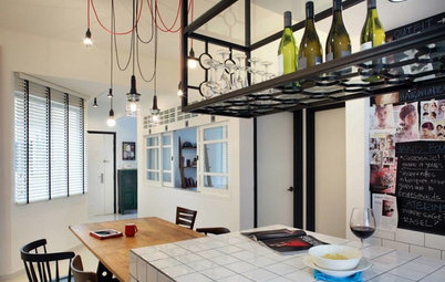 Houzz Tour: Replicating the Heritage Charm of a Tiong Bahru Walk-up