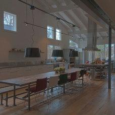 Modern Dining Room by Rawlings Design, Inc.