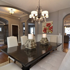 Contemporary Dining Room by Gonyea Homes & Remodeling