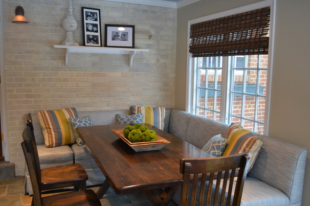 Traditional Dining Room by Modern Antiquity, LLC