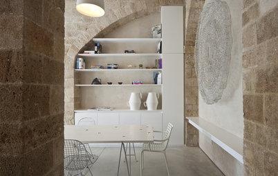 Rangements : Optimisez un petit espace grâce aux étagères suspendues