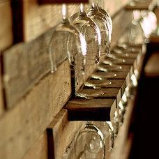 Industrial Dining Room by Brett Marlo Designs