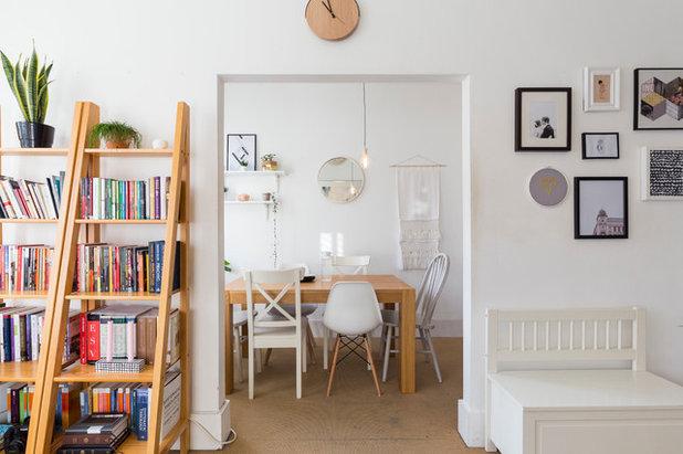 Scandinavian Dining Room by Chris Snook