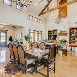 Texas Farmhouse - Great Room