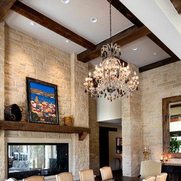 Texas Hill Country Custom Residence