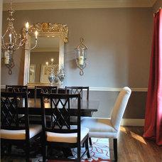 Modern Dining Room by Lilli Design