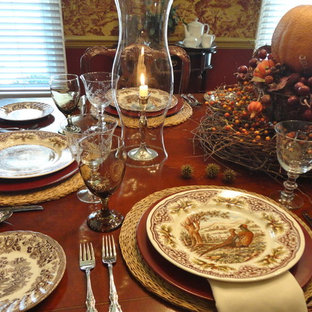 Fiesta Ware Table Setting | Houzz