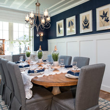 Traditional Dining Room by Winchester Homes, Inc