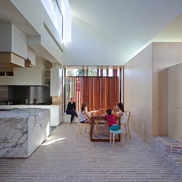 The Aperture House Kitchen/Dining