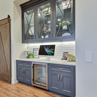 The Aurora : 2019 Clark County Parade of Homes : Dining Area Bar