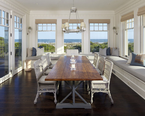 Beautiful Beach House Dining Room Gallery AWconsultingus
