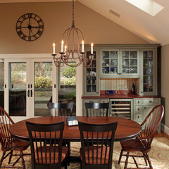 traditional dining room by ARCHIA HOMES