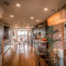 Contemporary Dining Room by Wormald Homes at Monocacy Park