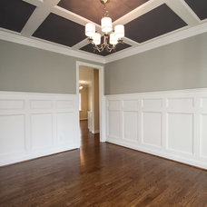 Traditional Dining Room by TimberCreek Building and Design