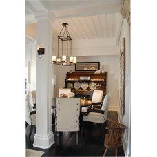 Traditional Dining Room by Jordan Design Studio, Ltd.