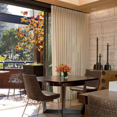 Contemporary Dining Room by Kristi Will Home + Design