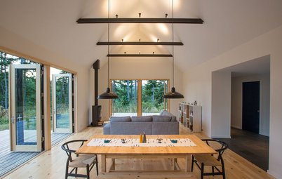 Houzz Tour: A 'Danish Summerhouse' With a Spectacular River View