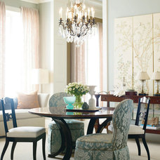 Traditional Dining Room by Gladhill Furniture