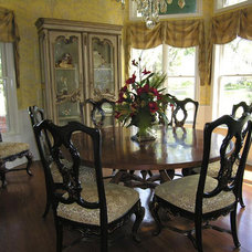 Traditional Dining Room by The Etagere Interior Design