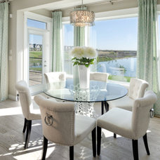Craftsman Dining Room by Morrison Homes