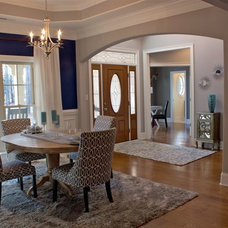 Traditional Dining Room by W. Epstein Builders