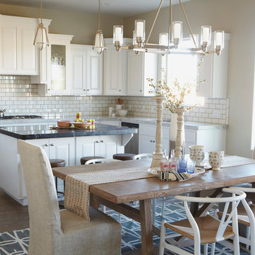 The Ferrara at Brookhaven Fields Model Home