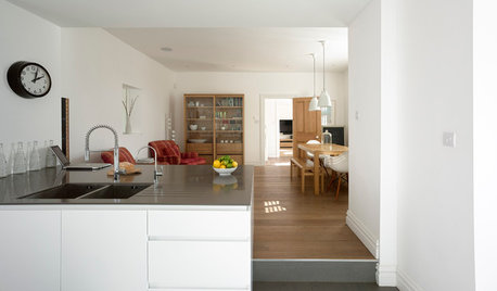 Houzz Tour: A Victorian Villa in Bath is Transformed for Family Living