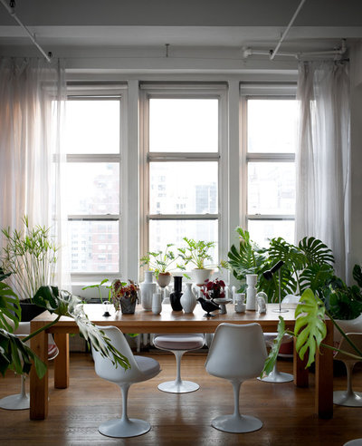 Industrial Dining Room by Kit Republic