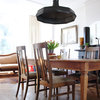My Houzz: Buried Treasure in an Eclectic Bachelor Pad