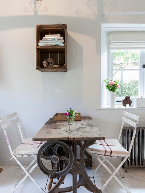 shabby chic style esszimmer ideen design bilder houzz. Black Bedroom Furniture Sets. Home Design Ideas