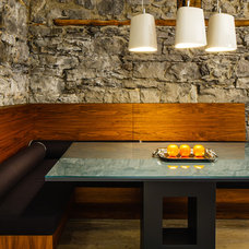 Contemporary Dining Room by Tendances Concept