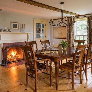 The Johnson Thompson House - Restoring History