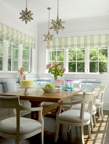 eclectic  The Ladue House